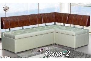 Кухонный уголок Кухня-2 - Мебельная фабрика «Венеция»
