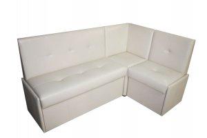 Кухонный уголок Мини белый - Мебельная фабрика «Магнат»