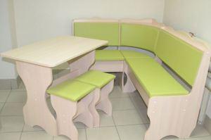 Кухонный уголок Миссия с полкой - Мебельная фабрика «Миссия»