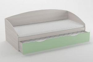 Кушетка Юнга с выдвижным спальным местом - Мебельная фабрика «Комодофф»