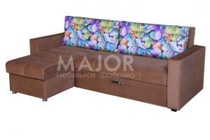 Диван Лидер 7 эконом угловой - Мебельная фабрика «Мажор»