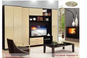 Модульная система Мега Гостиная 4 - Мебельная фабрика «Д.А.Р. Мебель»