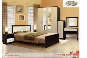 Мега Спальня 2 - Мебельная фабрика «Д.А.Р. Мебель»