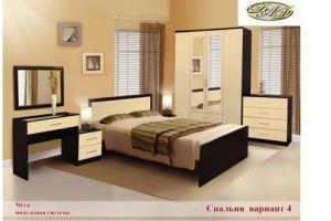 Мега Спальня 4 - Мебельная фабрика «Д.А.Р. Мебель»