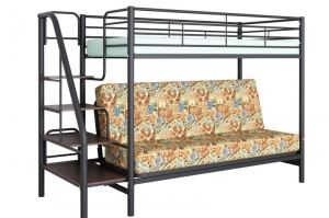 Двухъярусная кровать Мадлен-3 - Мебельная фабрика «Формула мебели»