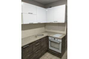 Кухонный гарнитур пластик ТАДЖ, цена за метр погонный - Мебельная фабрика «Мебель Миру»