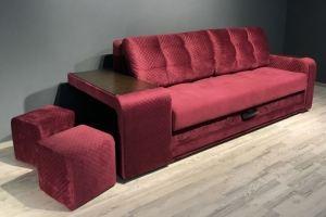 Диван Манго Б со столом - Мебельная фабрика «Полярис»