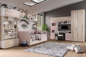 Мебель для девочки Тurin - Мебельная фабрика «Дятьково»