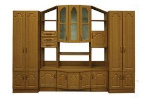 Мебель для  гостиной Макарена МДФ (матовый фасад) - Мебельная фабрика «Татьяна»