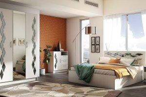Мебель для спальни Диана - Мебельная фабрика «Линаура»