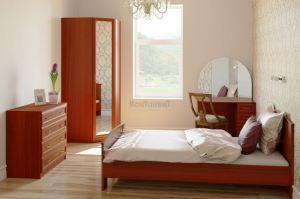 Спальня Эльза - Мебельная фабрика «Континент-мебель»