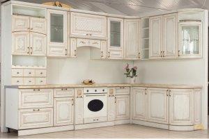 Модульная кухня Прага - Мебельная фабрика «Кубань-Мебель»