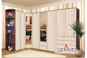 Модульная система шкафов Бриз - Мебельная фабрика «Олимп»
