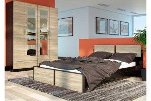 модульная спальня Фиеста-2 - Мебельная фабрика «ВиКо»