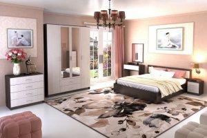 модульная спальня Фиеста - Мебельная фабрика «ВиКо»