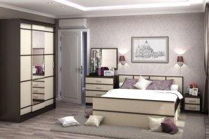 модульная спальня Сакура - Мебельная фабрика «ВиКо»