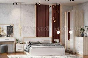 Модульная спальня Мартина - Мебельная фабрика «МиФ»