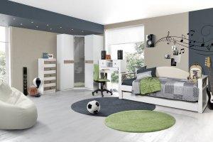 Молодежная комната Саманта - Мебельная фабрика «Заречье»