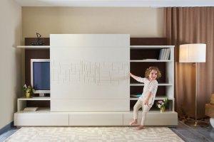 Моноблок для гостиной - Мебельная фабрика «МАКС Интерьер»
