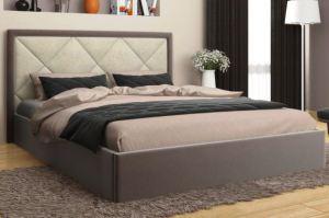 Кровать Алекса-2 мягкая - Мебельная фабрика «Элна»