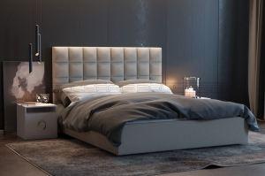 Мягкая кровать Кубрик - Мебельная фабрика «Полярис»