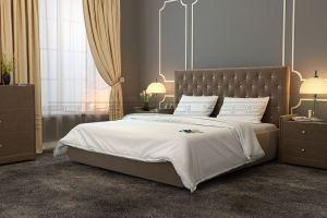 Мягкая кровать Орландо - Мебельная фабрика «Полярис»