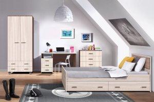 Набор для детской В-6 - Мебельная фабрика «Олимп»