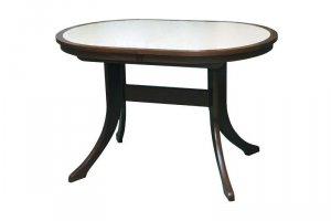 Обеденный стол Фагот с камнем - Мебельная фабрика «Квинта-Мебель»