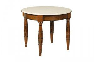 Обеденный стол Мартеле К 1100 с камнем - Мебельная фабрика «Квинта-Мебель»