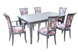 Обеденный стол Меццо 2 вкладыша - Мебельная фабрика «Квинта-Мебель»