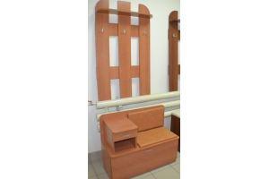 Обувница и вешалка - Мебельная фабрика «Миссия»