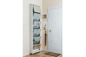 Обувной шкаф Айрон 5-ти секционный Твикс - Мебельная фабрика «АЙРОННОРИ»