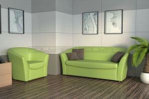 Офисный диван  Лотос - Мебельная фабрика «Полярис»