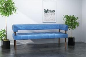 Офисный диван Сиеста - Мебельная фабрика «Полярис»