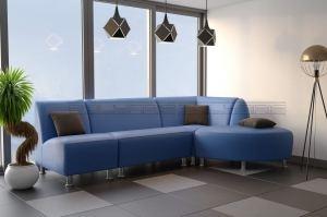 Офисный диван Вега - Мебельная фабрика «Полярис»