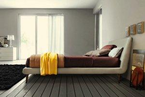 Оригинальная европейская кровать Ницца - Мебельная фабрика «Diron»