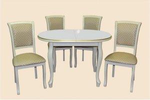 Овальный стол Ника - Мебельная фабрика «Attic»