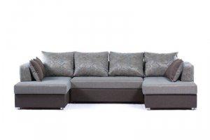 П-образный диван Бостон - Мебельная фабрика «Мебель-Лайф»