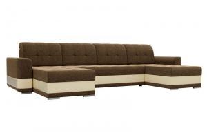 П-образный диван Честер вельвет - Мебельная фабрика «Мебелико»