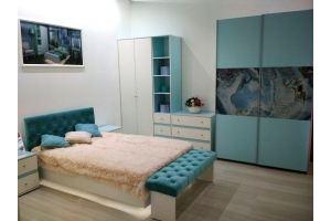 Подростковая спальня Тифани - Мебельная фабрика «Стайлинг»