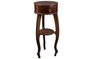 Подставка Берже 12 темно-коричневый - Мебельная фабрика «Мебелик»