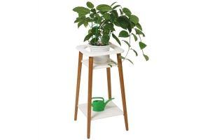 Подставка для цветов Флора белый - Мебельная фабрика «Мебелик»