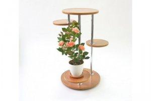 Полка для цветов Азалия - Мебельная фабрика «MINGACHEV»