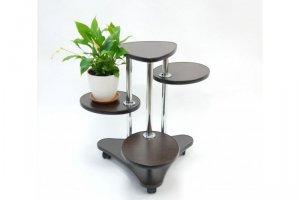 Полка для цветов Каприз - Мебельная фабрика «MINGACHEV»