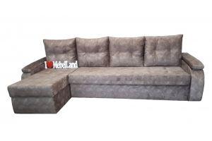 Угловой диван Престиж 12 - Мебельная фабрика «Мебель Лэнд»