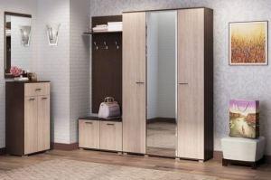 Прихожая с зеркалом Аврора - Мебельная фабрика «Д.А.Р. Мебель»