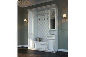 Прихожая Дворцовый Прованс - 1 - Мебельная фабрика «Royal Dream»