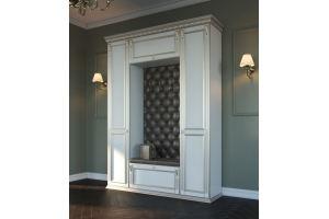 Прихожая Дворцовый Прованс-2 - Мебельная фабрика «Royal Dream»