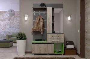 Прихожая ДЖУЛИ - Мебельная фабрика «Феникс»