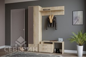 Прихожая Луиза - Мебельная фабрика «Северин»
